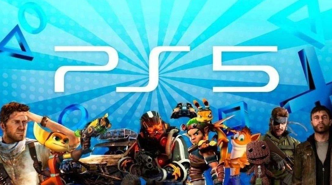 Imagen sobre la PlayStation 5