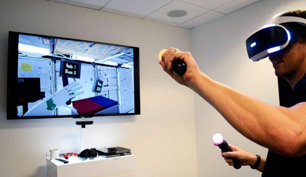 Modo de empleo de las gafas PlayStation VR