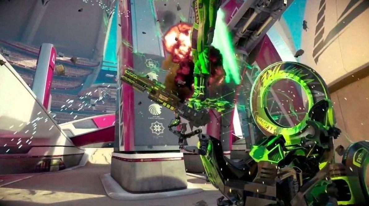 Rigs: Mechanized Combat League para PlayStation VR